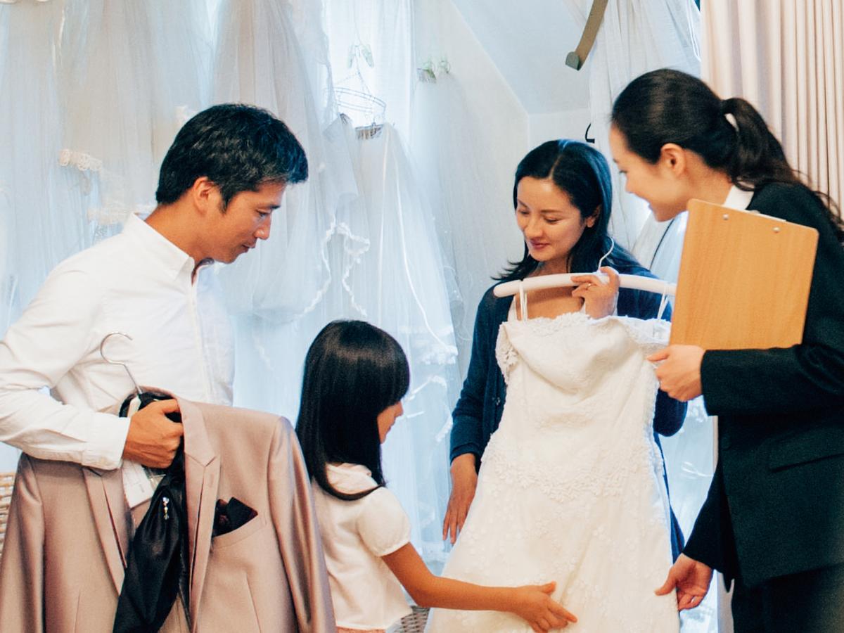 【2組様限定】会場見学&人気ブランドドレス試着コラボフェア